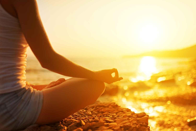 learn why meditation isn't escapsim