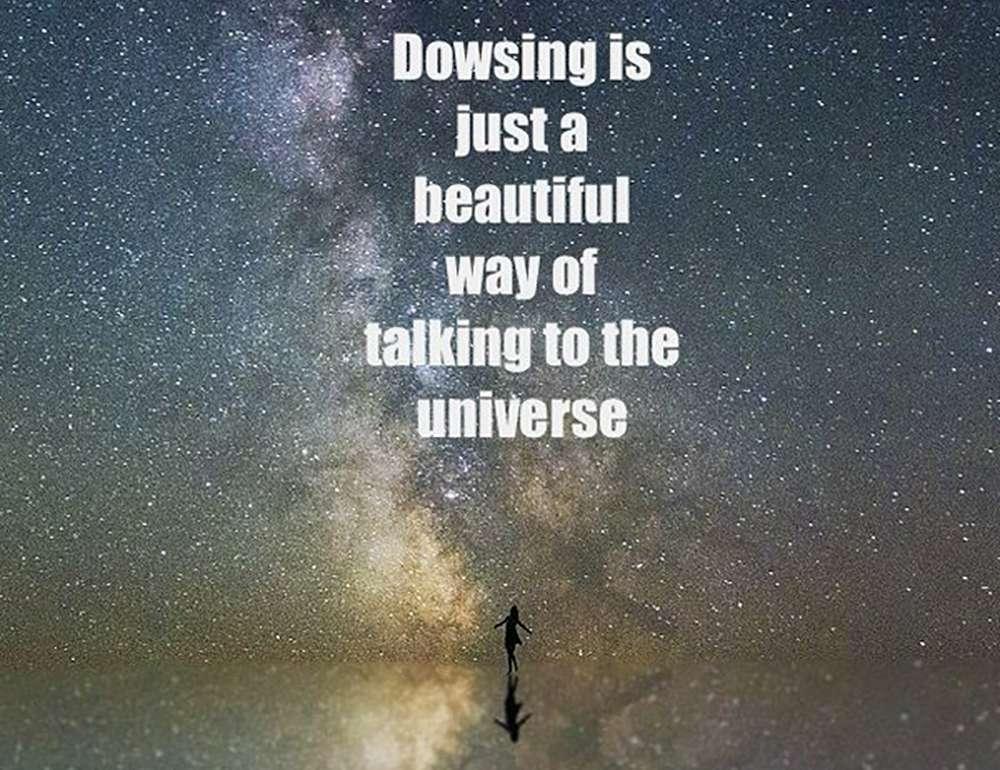 Dowsing For Higher Consciousness