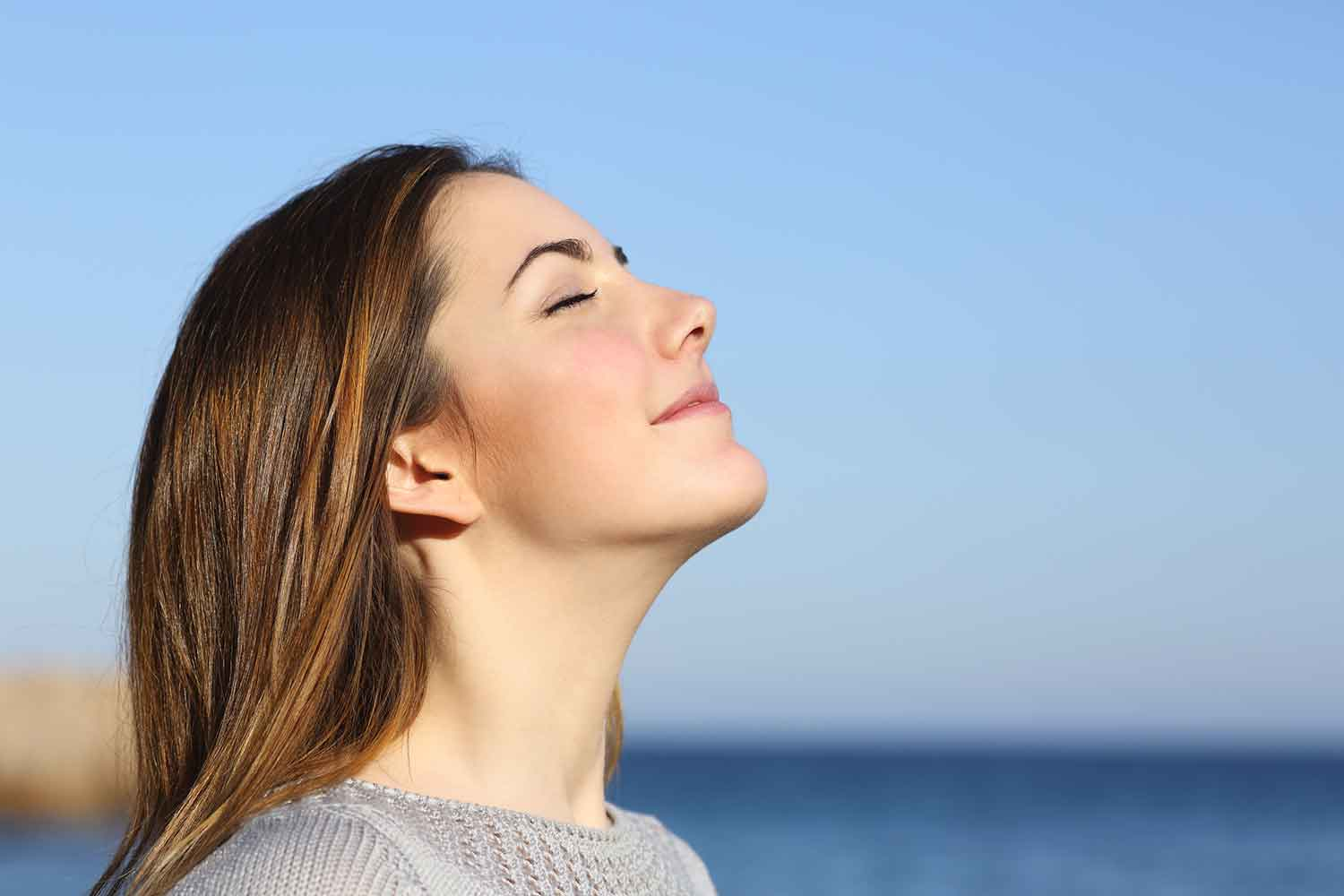 breathing correctly | Energy Therapy