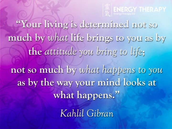 Kahlil Gibran - Conscious Medicine