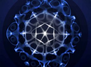 cymatics - sacred geometric patterns