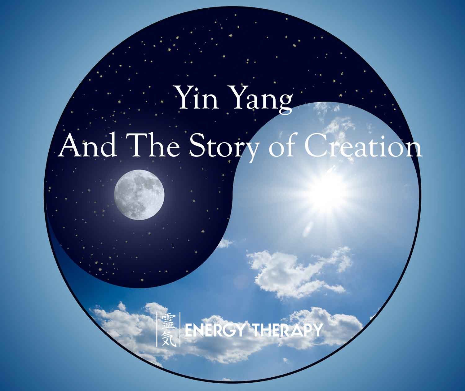yin yang and the story of creation