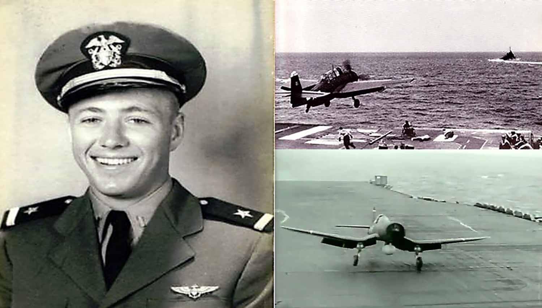 James Huson World War II Fighter Pilot