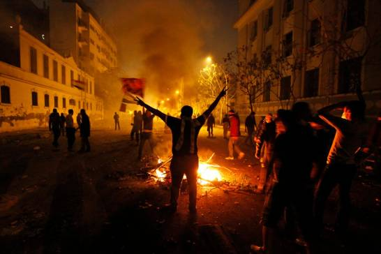 crowd rioting egypt bloodbath