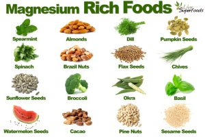 Healthy Foods Full Of Magnesium