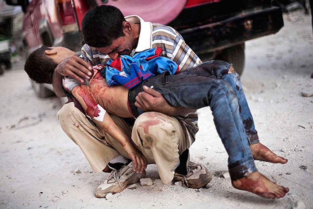 the cruel reality of war