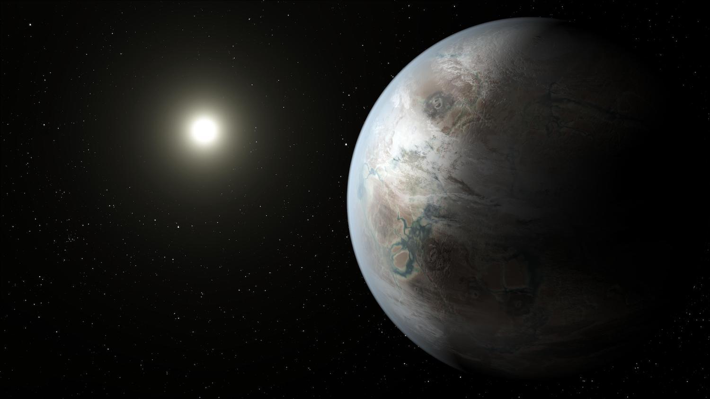98 kepler exoplanet art