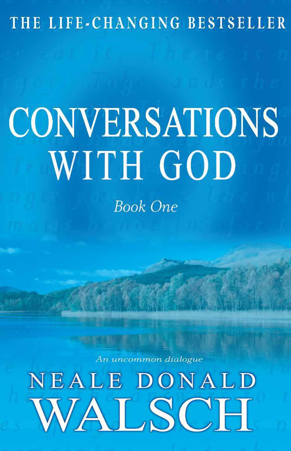 conversations with god, book 1 - book cover