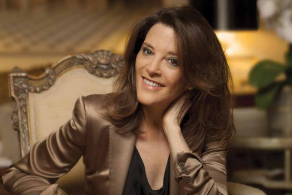 marianne williamson profile pic