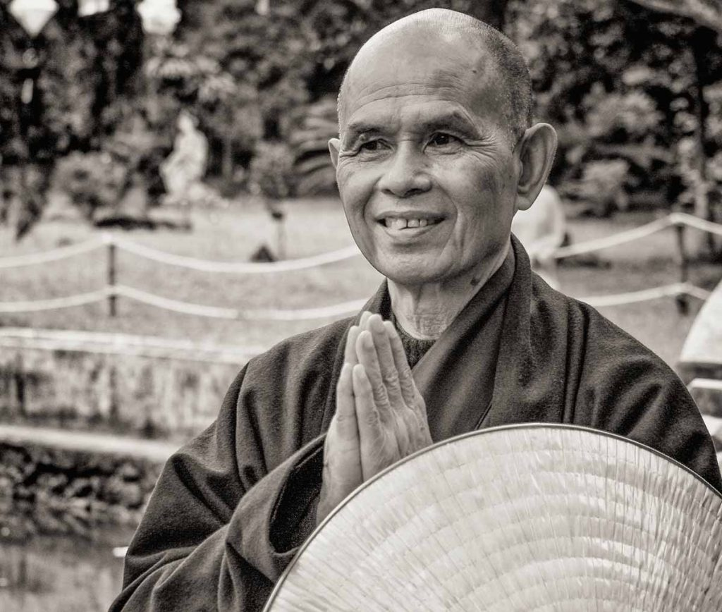 thich nhat hanh profile pic