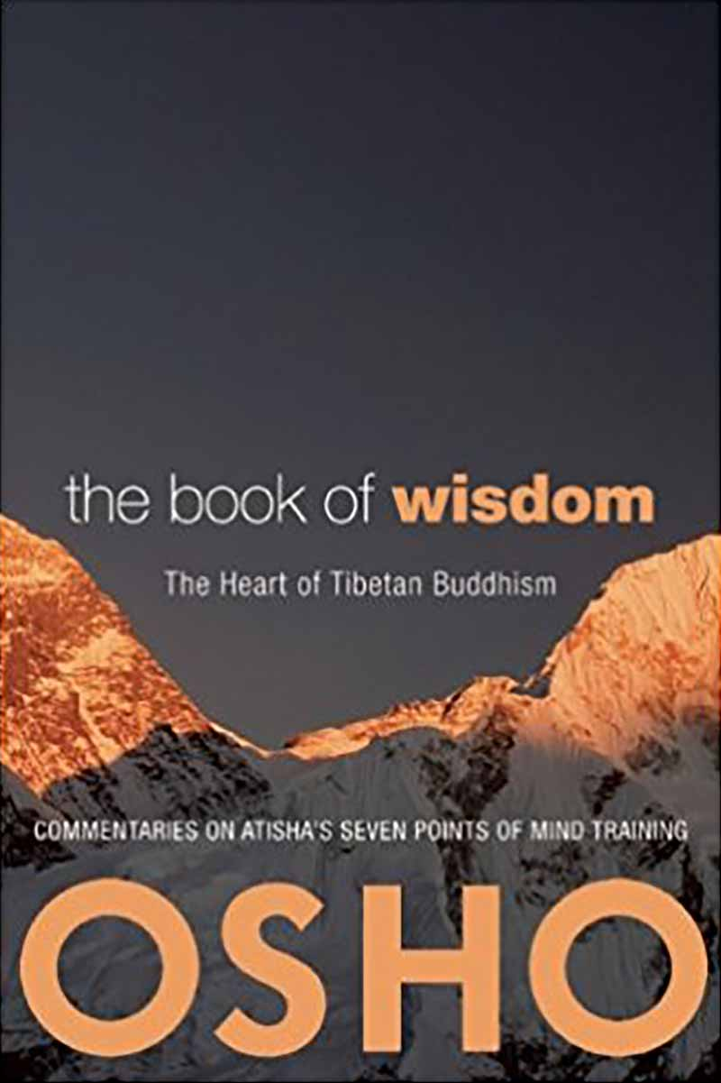 book of wisdom by osho - cover
