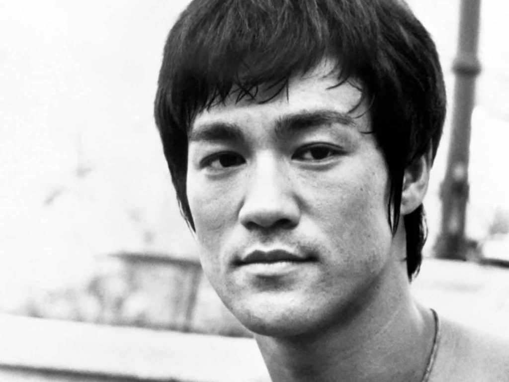 bruce lee profile pic