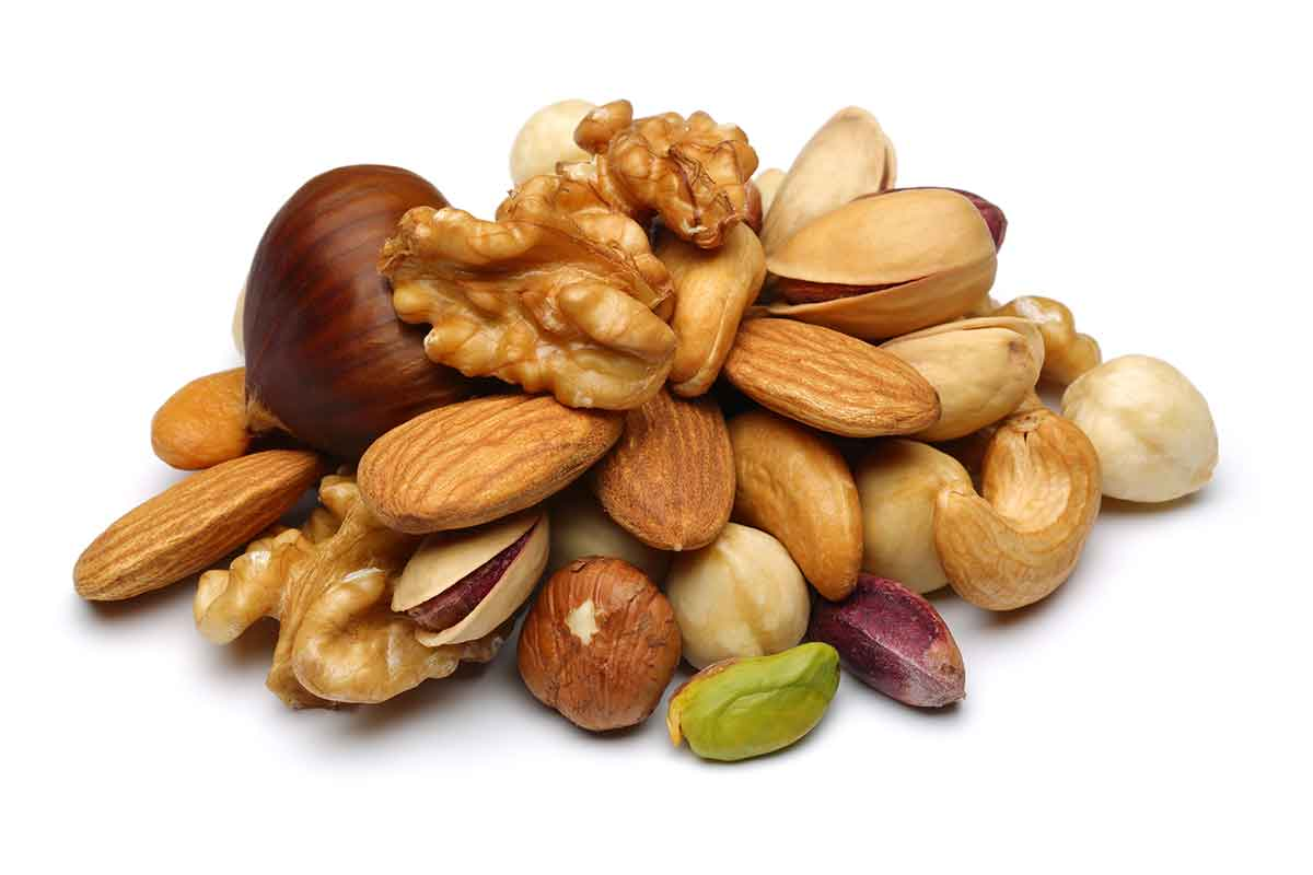The Incredible Health Benefits Of Eating Raw Nuts! Fights Cancer, Obesity, Diabetes And More!