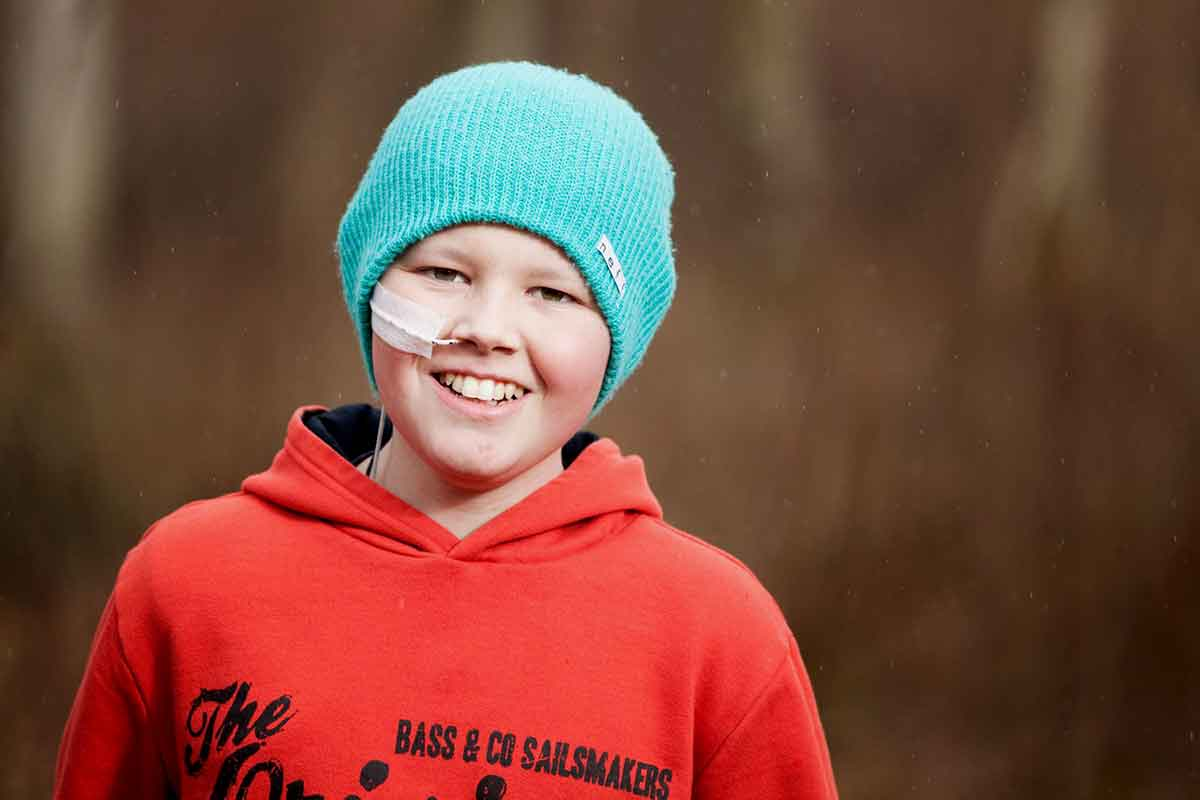 The Boy in 7 Billion - How Cannabis Oil Cured Deryn Blackwell of Two Forms of Cancer