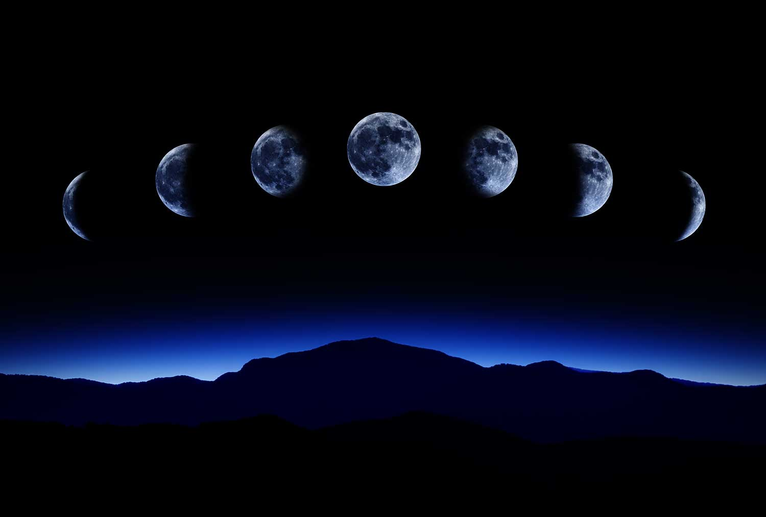 discover moon names and lunar cycles