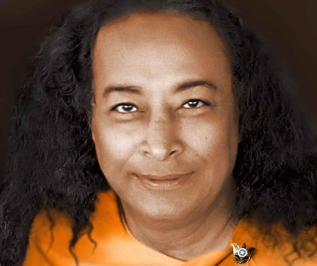 paramahansa yogananda profile pic