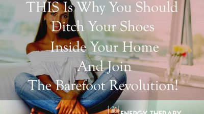 this is why you should ditch your shoes
