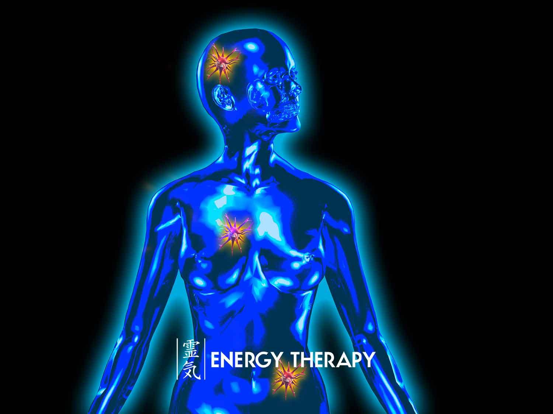 energy medicine heals woman's tumour
