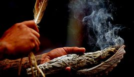 The Art Of Smudging – A Shamanic Cleansing Ritual – The Sacred Science