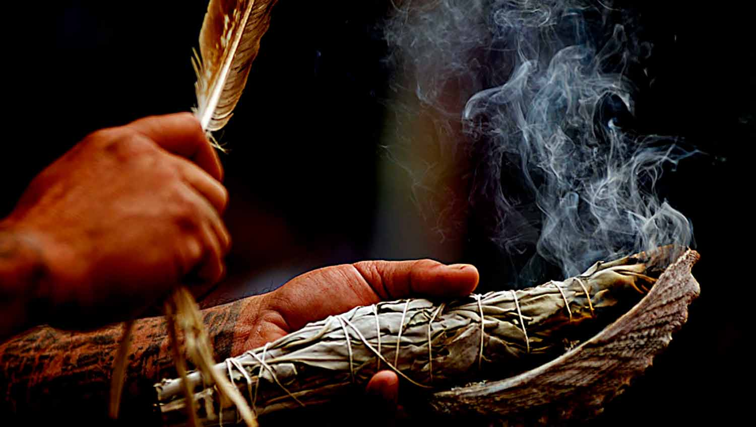 the art of smudging - sacred science