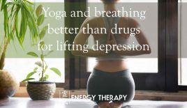 Yoga and breathing better than drugs for lifting depression, study confirms