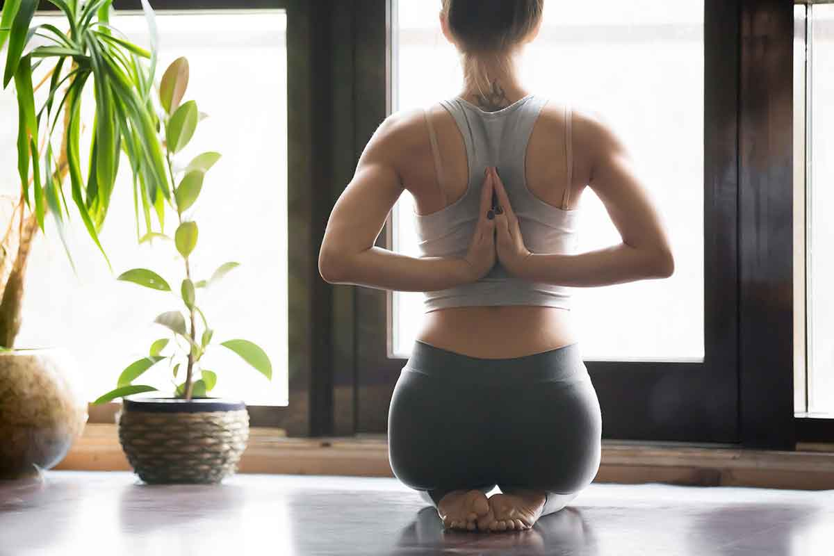 yoga and breathing better than drugs