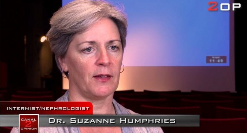 "Dr. Suzanne Humphries on Vaccines: ""Nobody has proven to me that they are safe"""