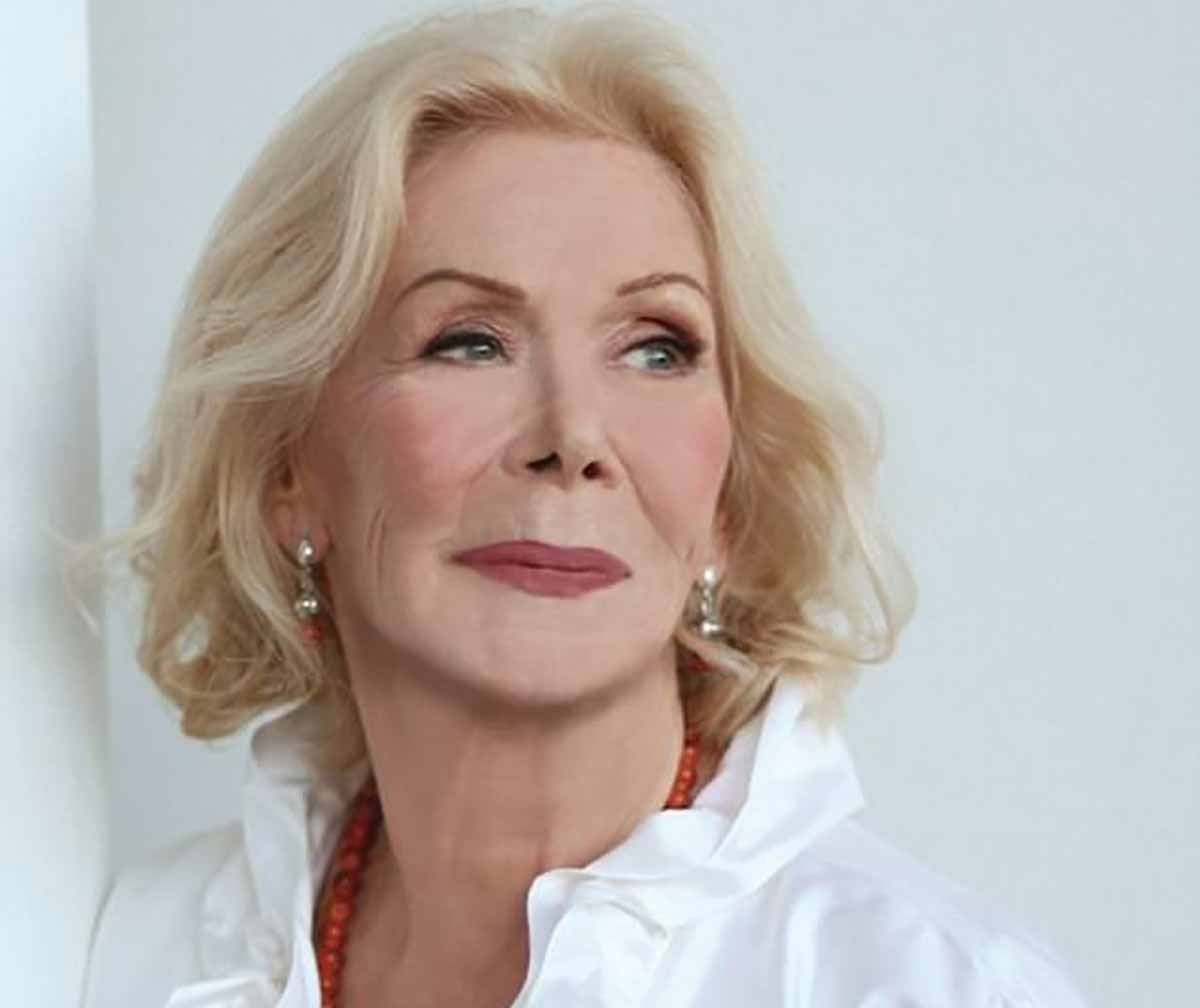 louise hay author profile pic