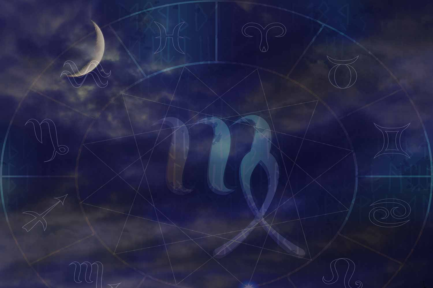 "New Moon in Virgo -  ""Release your wounds to find your spirit"""