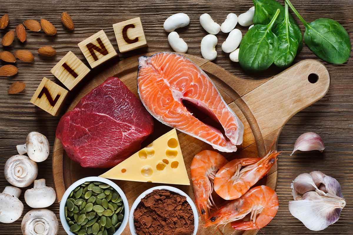 Zinc stops cancer growing and here s how it does it for Cuisine zinc