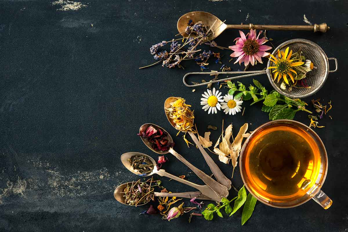 A Powerful Healing Tea for the Thyroid