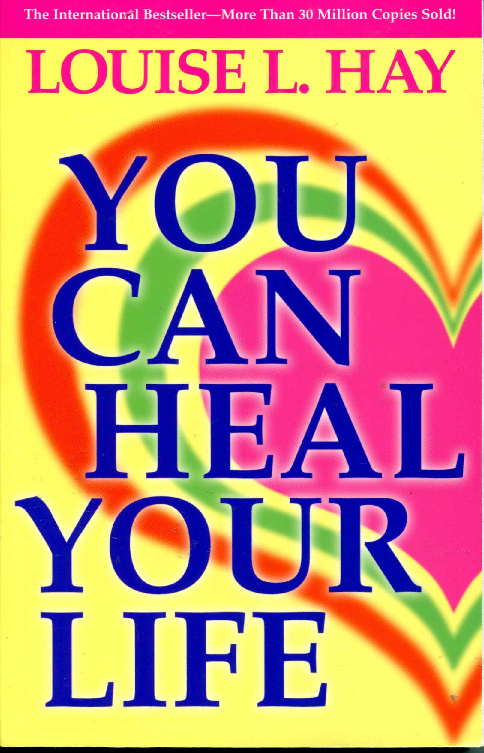 you can heal your life - book cover