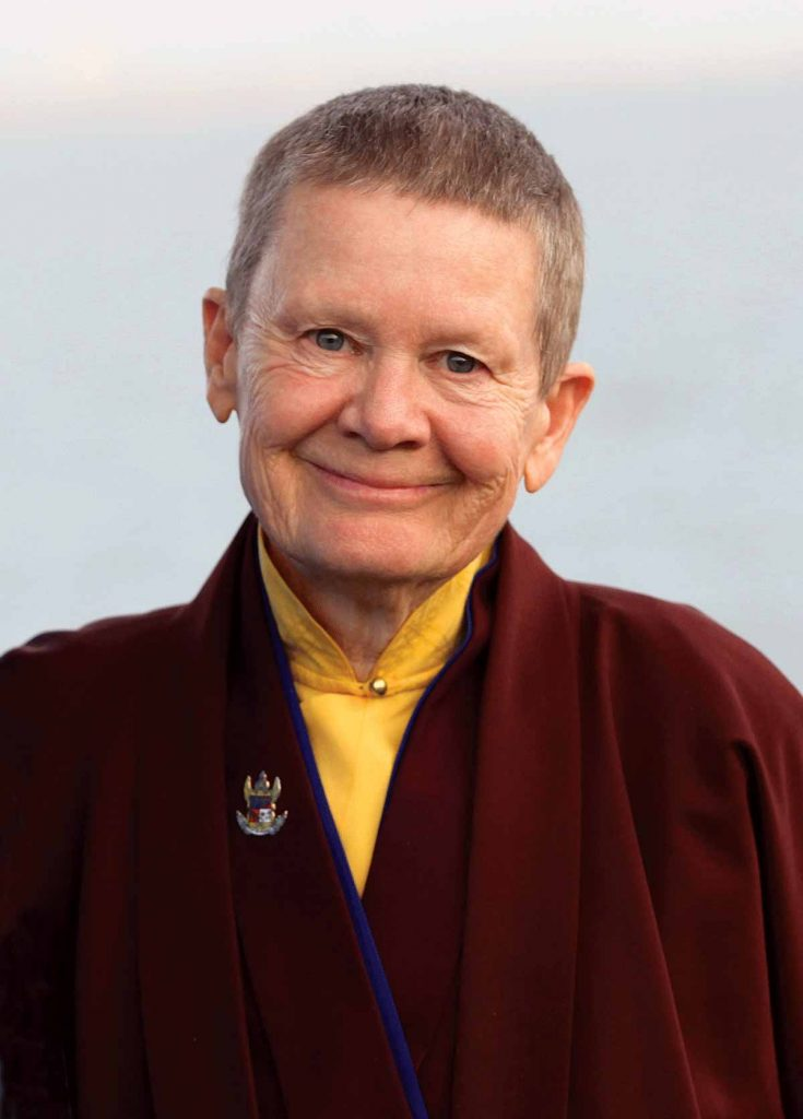 Pema Chodron profile photo