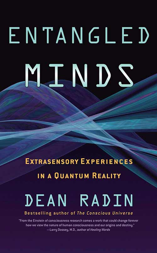 entangled minds - book cover