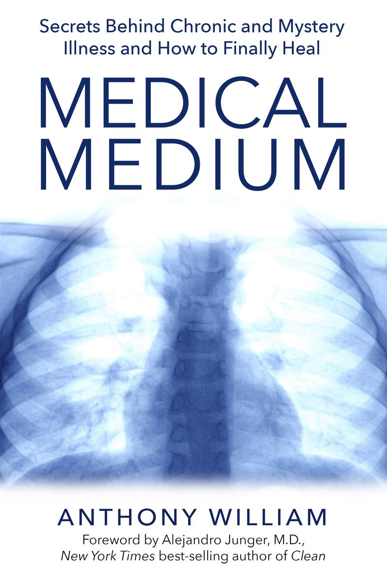 medical medium book cover