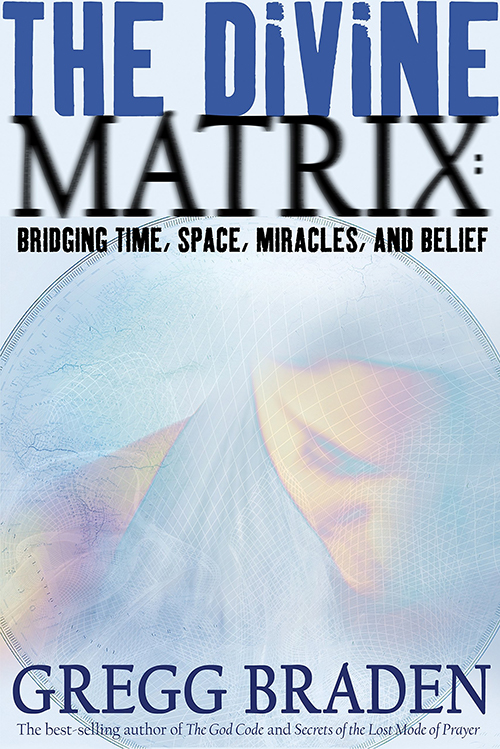 the divine matrix - book cover