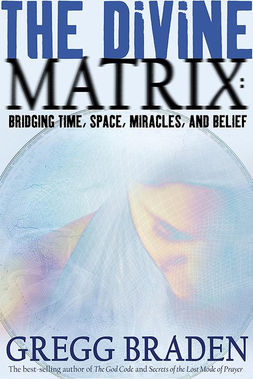 the divine matrix - book cover