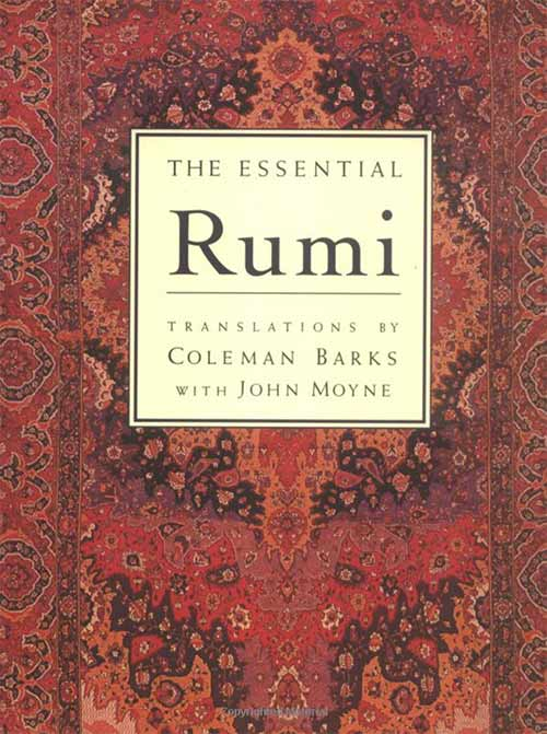 the essential rumi book cover