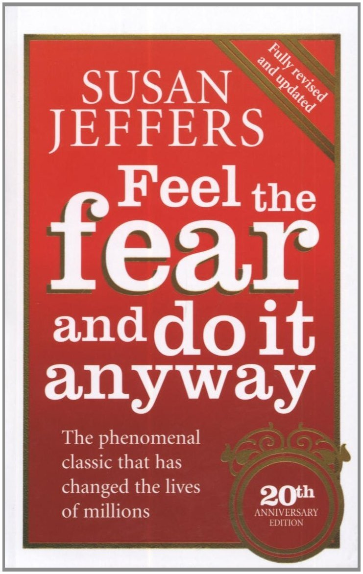 feel the fear book cover