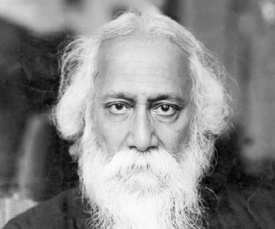 rabindranath tagore profile pic