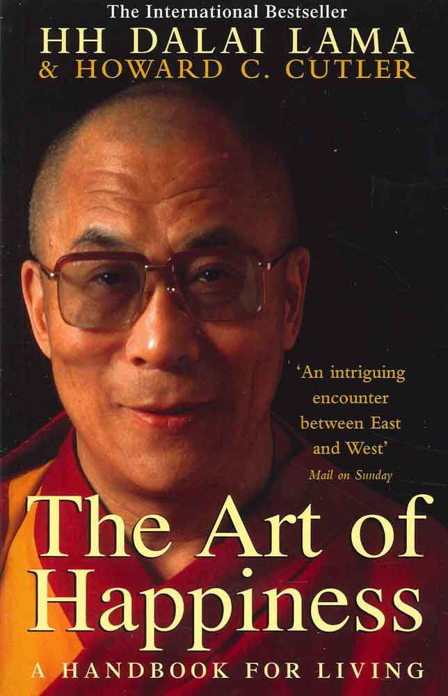 the art of happiness cover pic
