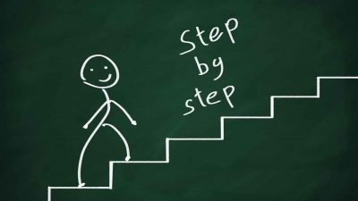 The Power of Change: Step by Step