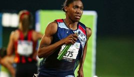 Athlete Caster Semenya must reduce her testosterone levels to compete in the Olympics