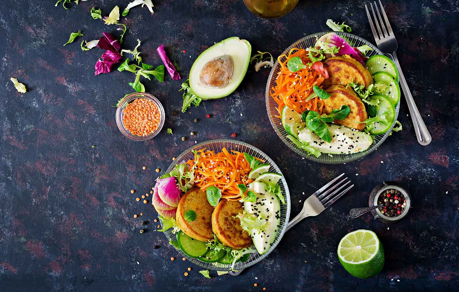 UK announced as 'world leader' for vegan food launches