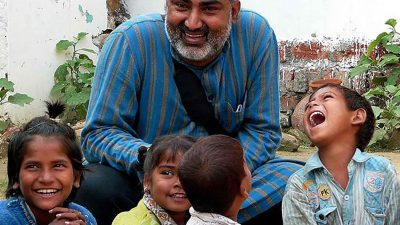 This Man Has Saved Over 2,500 Children From Human Trafficking in India