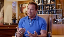 Arnold Schwarzenegger 'Terminates' Myths About Protein In Upcoming Vegan Documentary
