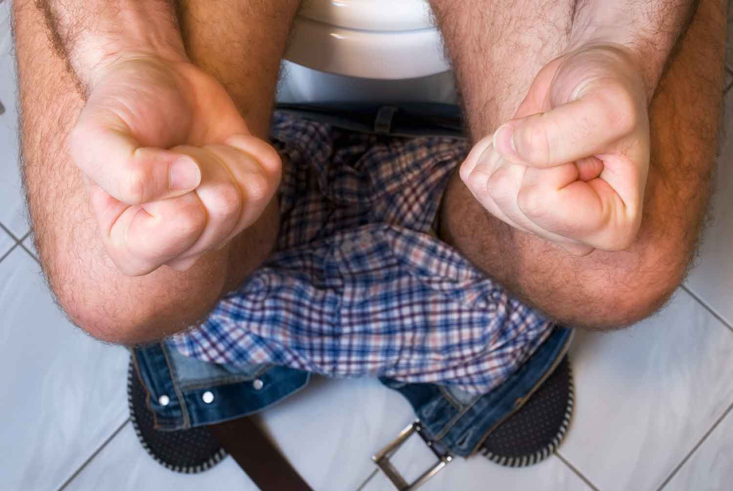 Why you're constipated - and how to heal it