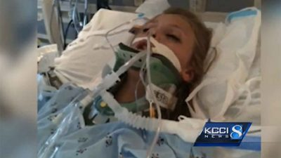 """Brain Dead"" Teenager Awakens From Coma After a Family Friend Prays for Her"