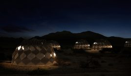 Inspiring Woman Invents Refugee Tents That Collect Rainwater and Store Solar Energy