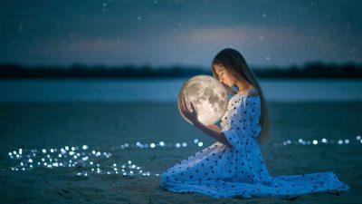 Healing Moon Meditation